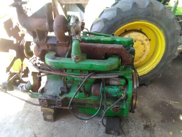 Silnik engine John Deere 6466 TRW 7,6 litra