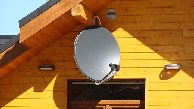 Międzyrzecz montaż anten Polsat Nc+ dvb-T Lubuskie