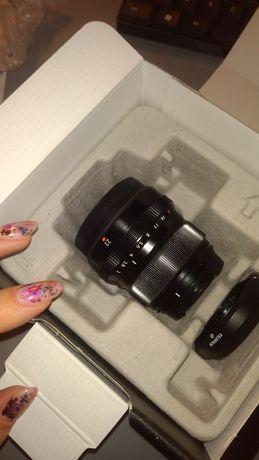 Fujinon XF 23mm 2.0 R WR Fujifilm