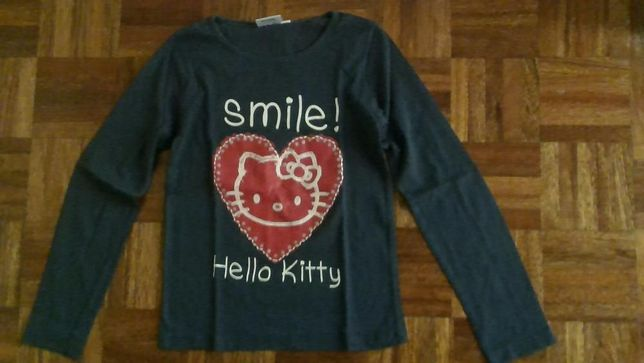 T-shirt smile Hello Kitty