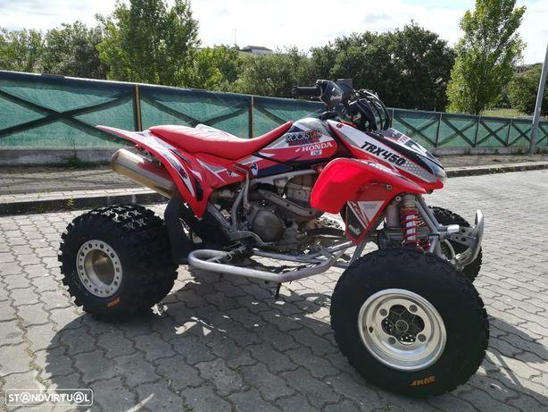 Honda TRX  450   163,98 MÊS