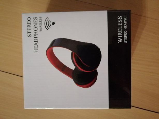Słuchawki bezbrzewodowe