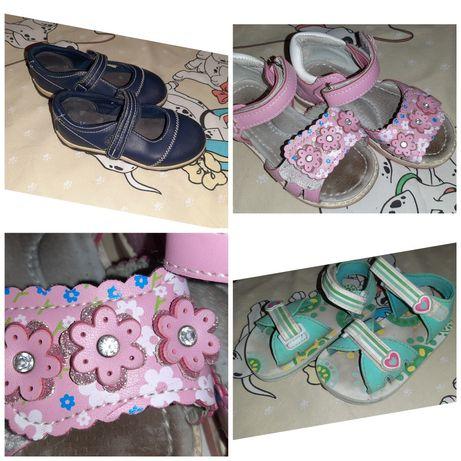 Обувь на девочку пакетом туфли Keds босоножки кожаные пляжные