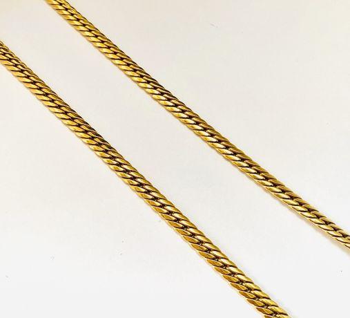 Złoty łańcuszek wyższej próby