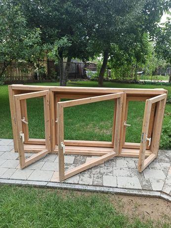 Дерев'яне вікно ( без стікла)