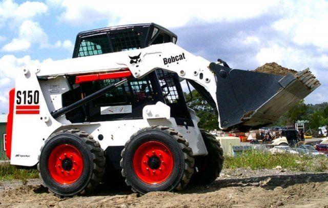 Аренда колесный мини-погрузчик Bobcat