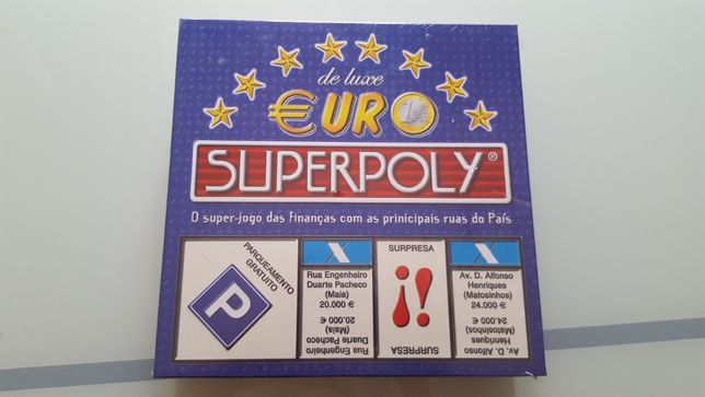 Jogo Euro Superpoly