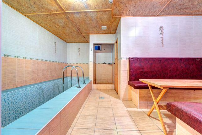 Баня сауна аренда на Нивках от 100грн/час.