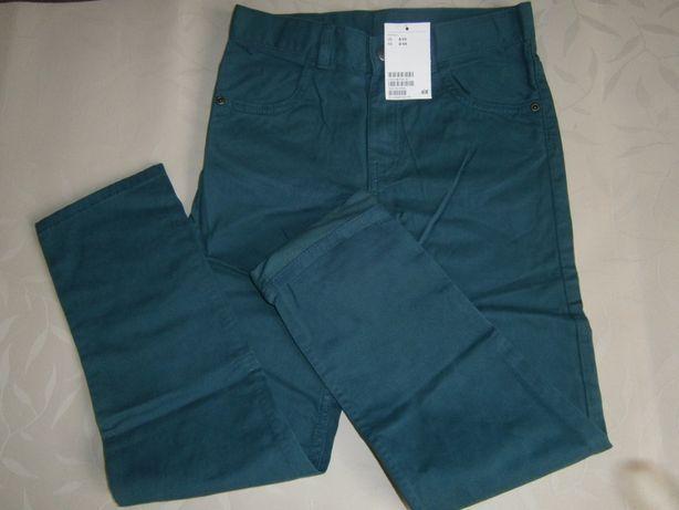 Новые штаны для мальчика H&M р.8-9, рост 134