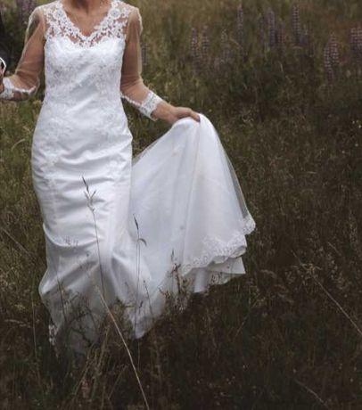Mega Suknia Ślubna
