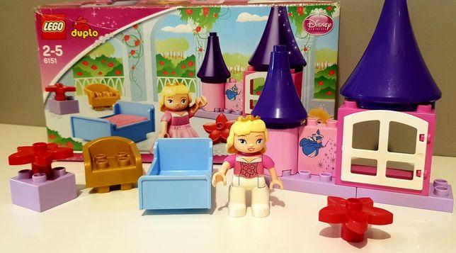 Lego Duplo Princess 6151 Pokój Śpiącej Królewny