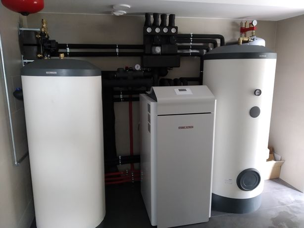 Pompy ciepła - Rekuperacja - Klimatyzacja. Pompa ciepła -Montaż Serwis