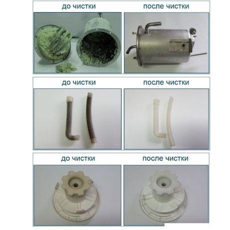 Чистка и сан.обработка кулера для воды