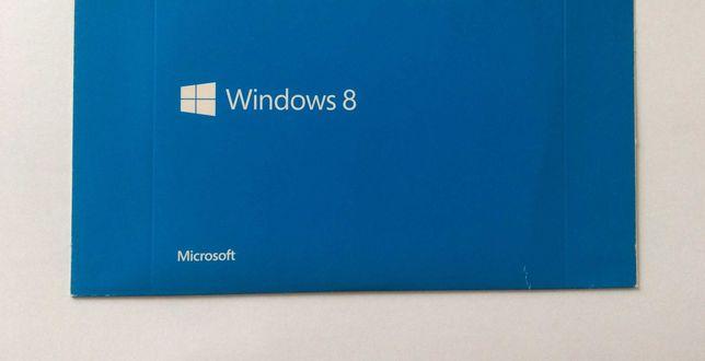 Обменяю Windows 8 лицензия