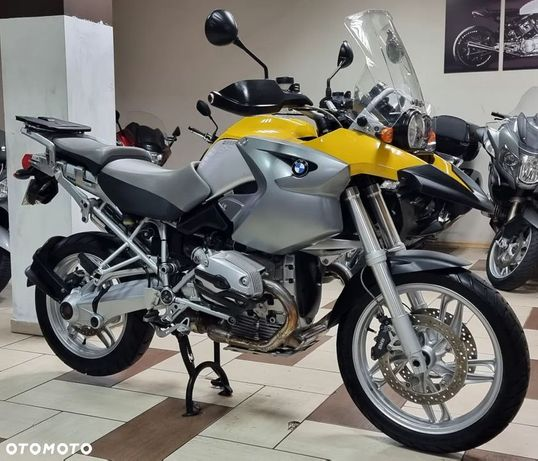 BMW R 1200 GS abs raty transport