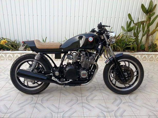 Yamaha XJ 750 (cafe racer)
