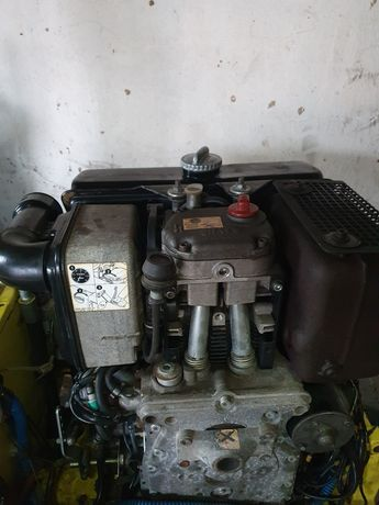 Silnik Hatz 1D50