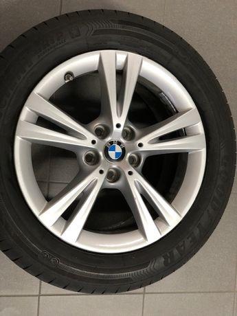 Felgi z oponami 17'' BMW 5x112