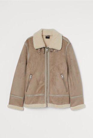 Дубленка/куртка H&M