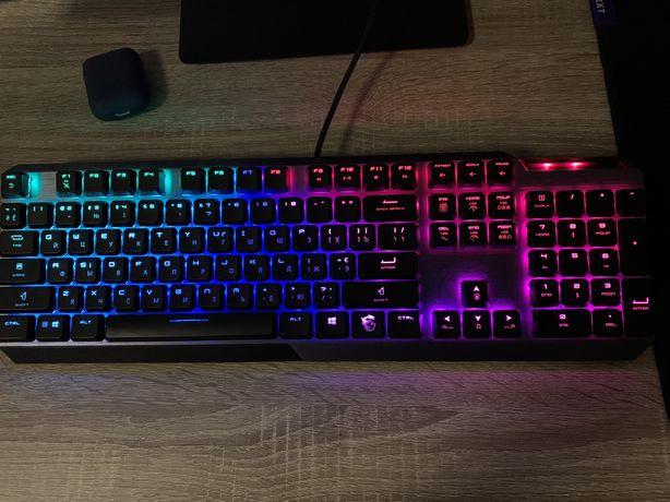 Клавіатура MSI Vigor GK50 Low Profile