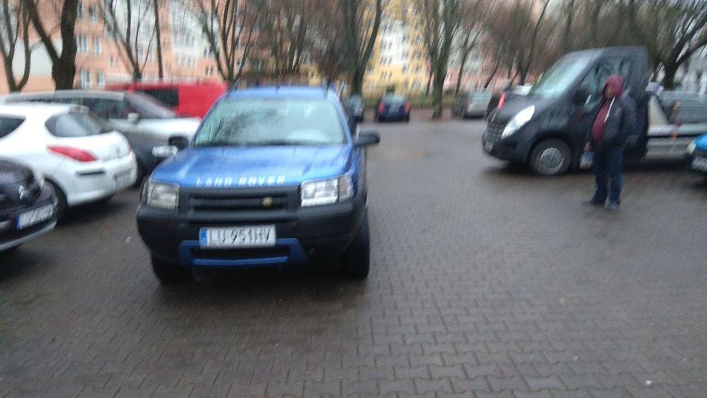 Land rover freelander 1.8 gaz rezerwacja do czwartku Lublin - image 1