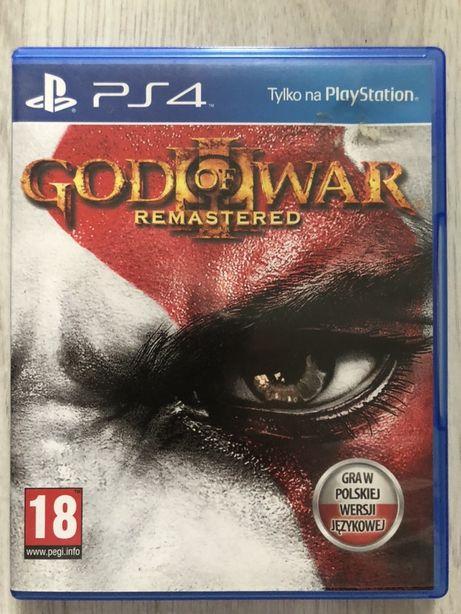 God of War Remastered PL - PlayStation 4 (PS4)