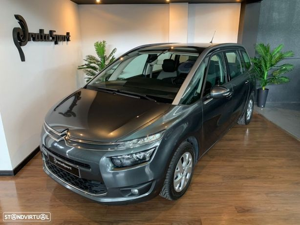 Citroën C4 Picasso 1.6 BlueHDi Feel EAT6 J16