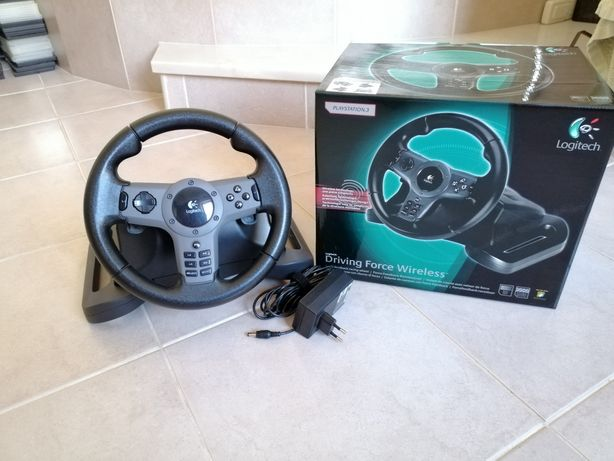 Playstation 3 - Logitech Driving Force wireless