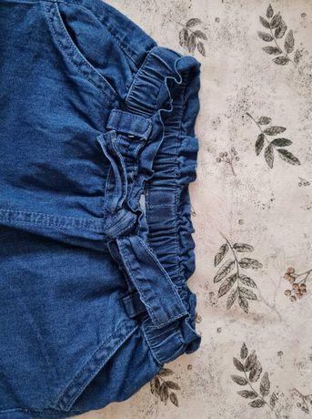 Spodnie,spodenki dziewczęce Smyk -80