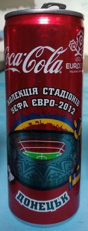 Банка Coca-Cola ЄВРО-2012