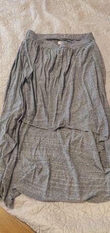 Spódnica asymetryczna my moi brunoszka