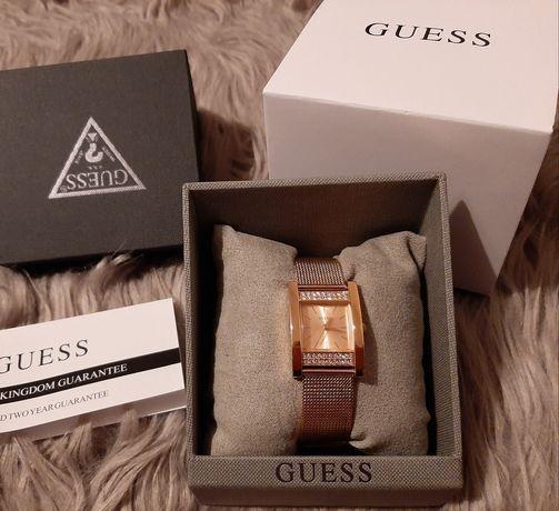 Nowy zegarek Guess Okazja prezent bransoleta kryształ