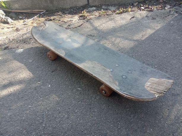 Скейт.