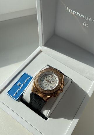 Часы с бриллиантами Technomarine Cartier Omega Rolex Tissot Оригинал