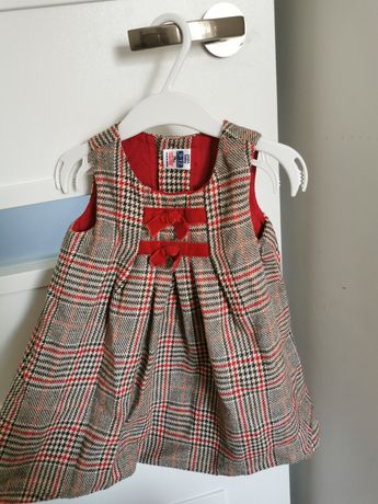 Sukienka Zara baby 78