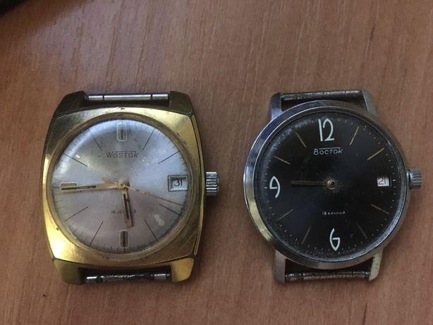 Продам старинные часы восток