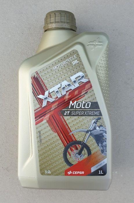 Óleo Moto Xtar 2T Sintético Xtreme Cepsa