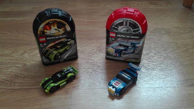 Samochodziki LEGO Racers