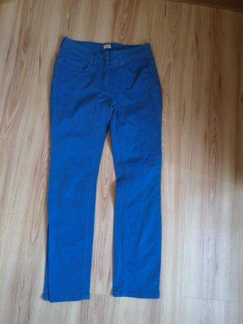 Spodnie niebieskie s