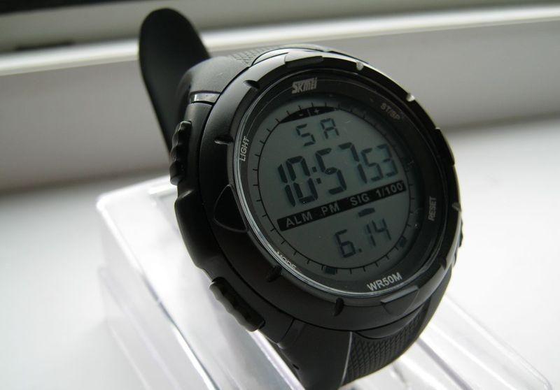 elektroniczny SPORTOWY MĘSKI zegarek SKMEI Rzeszów - image 1