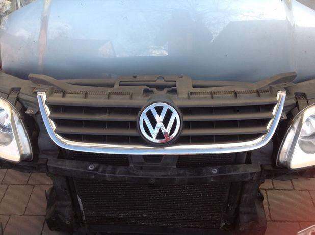 Ришітка радіатора до VW CADDY,TOURAN 2005-2013