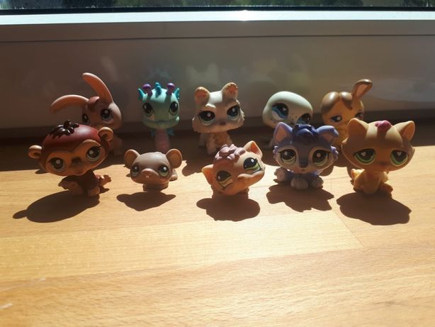 Zabawki Littlest Pet Shop