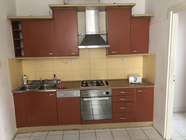 Zabudowa kuchenna z AGD