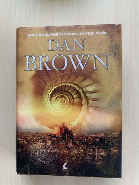 Początek - Dan Brown