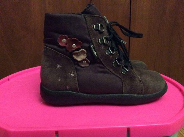 Кожаные демисезонные ботинки Daumling Германия, р. 27, стелька 17,5 см
