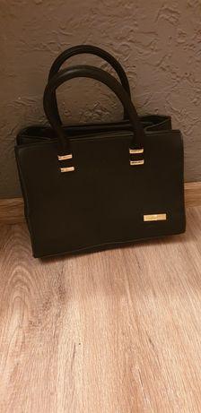 Nowa czarna torebka Gallantry