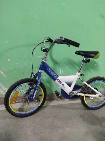 Велосипед детский для ребенка до 6 лет