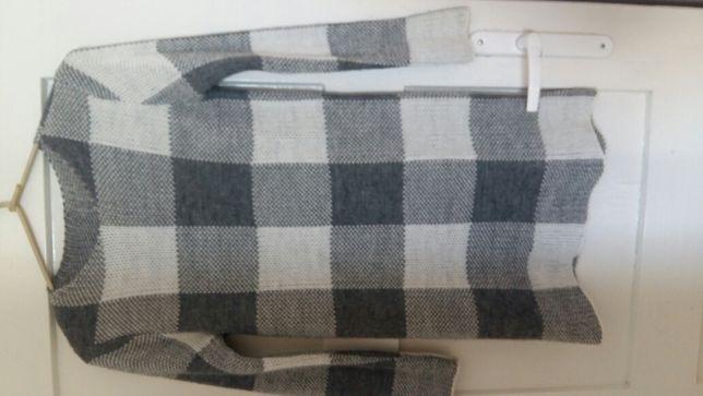 Długi sweter , tunika