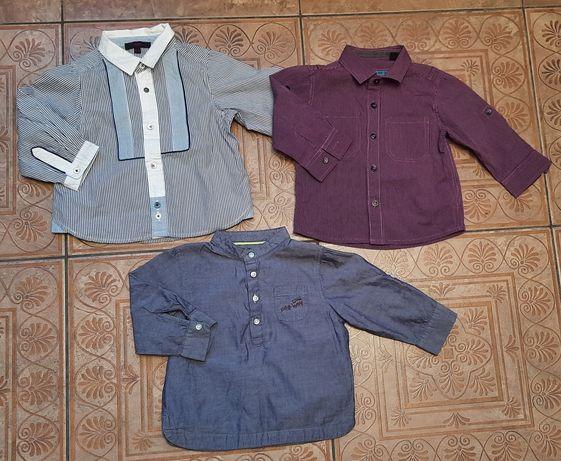 Фирменные рубашки на мальчика Next,Kiabi,Jacadi.Рубашка next,jacadi