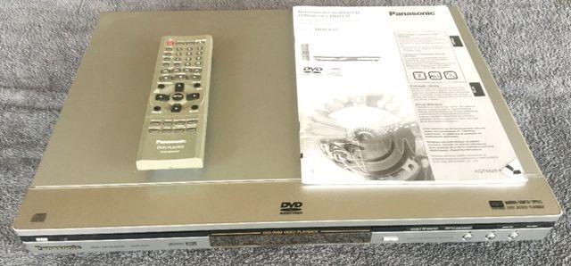 Panasonic DVD-S75 DVD/CD/DVD-audio, Pilot